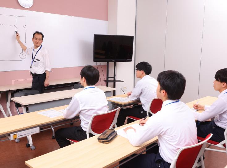 1.OJT教育(ブラザー教育)
