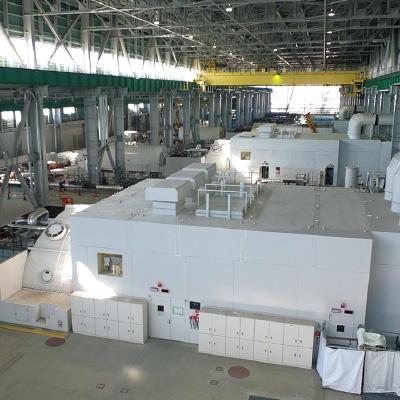 発電設備メンテナンス工事